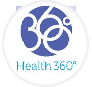 360 Health Insurance Logo